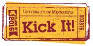 kick it ticket image