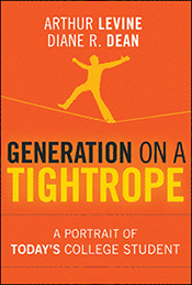 Generation on a Tightrope book cover