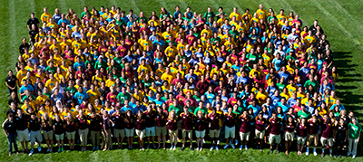 2012 welcome week leaders