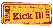 kick it ticket