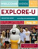 Explore-U mailer image